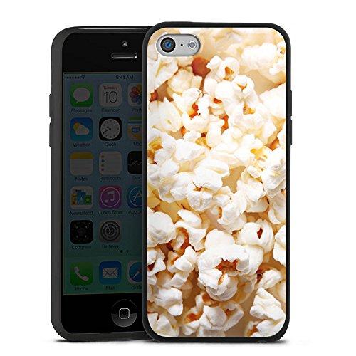 DeinDesign Slim Case Silikon Hülle Ultra Dünn Schutzhülle für Apple iPhone 5c Kino Popcorn Poppin Corn - Iphone Case-kino 5c