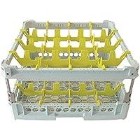 Vasos cesta 16vasos Nutz Altura 151–215mm Longitud 500mm Altura 186–250mm ancho 500mm Compartimiento tamaño 113x 113mm)