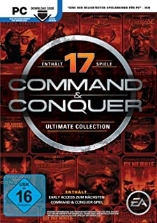 Command & Conquer (Ultimate Collection) (B0099PE7S8) | Amazon price tracker / tracking, Amazon price history charts, Amazon price watches, Amazon price drop alerts