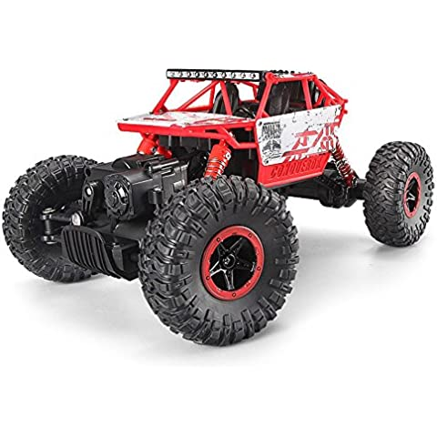 MiGoo 2.4Ghz RC Rock Crawler 4WD Monster Truck Off-Road Veicolo