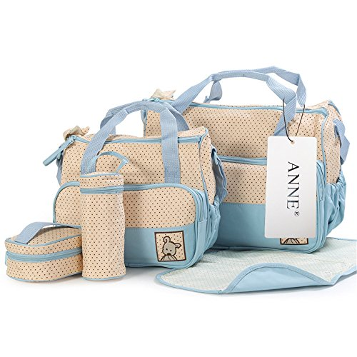 Anne, Borsa a spalla donna rosso A Pink A Light blue
