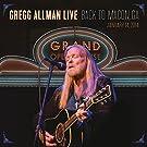 Gregg Allman Live: Back to Macon,Ga