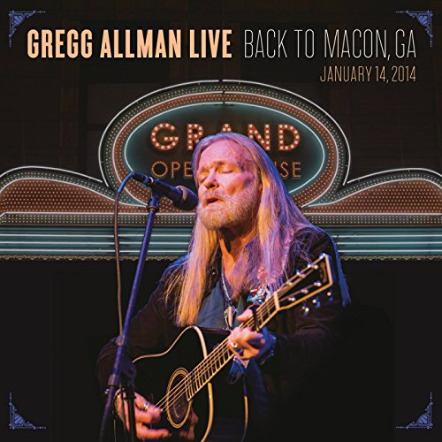 Back To Macon(2cd)