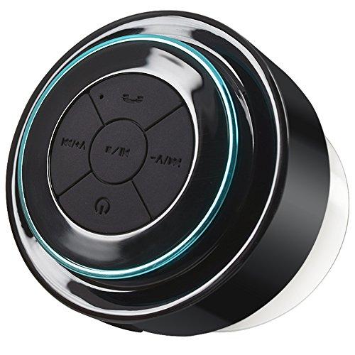 Bluetooth Duschradio mit Freisprecheinrichtung