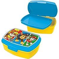 Preisvergleich für POS Handels GmbH Brotdose mit Einsatz | Paw Patrol | Box Frühstück | Kinder Vesper Dose