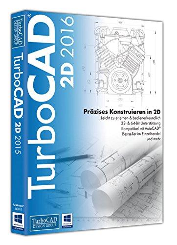 TurboCAD 2D 2016 DE