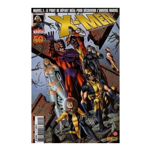 X-Men N°10 Relations publiques