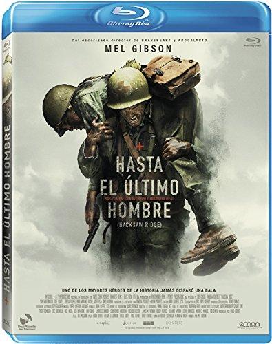 Hasta El Último Hombre [Blu-ray] 51bftfV9FCL