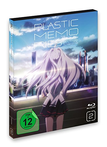 Plastic Memories - Vol. 2/Ep.7-13 [Blu-ray] [Limited Edition mit Soundtrack]