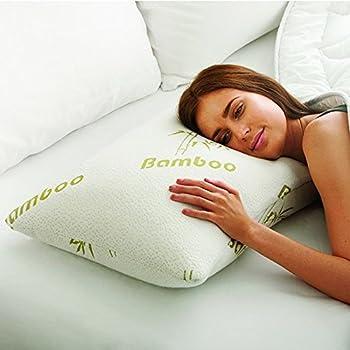 Kally Sleep Anti Snore Relief Pillow 70 X 40cm White