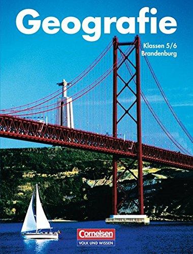 Geografie - Brandenburg Grundschule: 5./6. Schuljahr - Schülerbuch