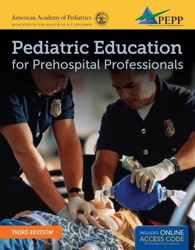 Pediatric Education for Prehospital Professionals (PEPP) by Aap (2013-10-08)