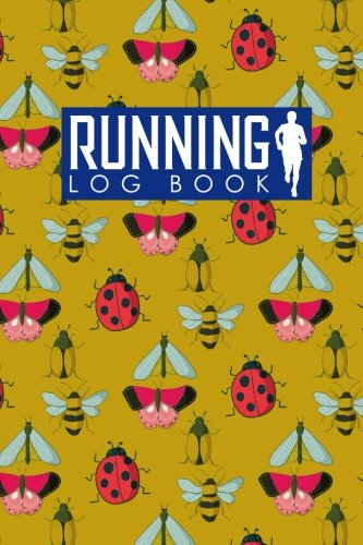 Running Log Book: Run Journal, Running Diary Book, Running Plan Template, Track Distance, Time, Speed, Weather, Calories & Heart Rate: Volume 39 (Running Log Books) por Rogue Plus Publishing