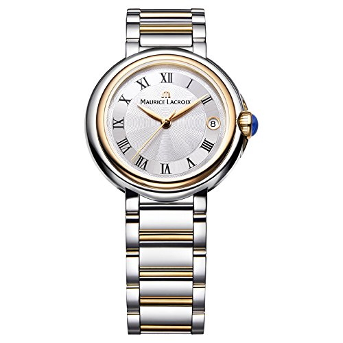 Maurice Lacroix Damen-Armbanduhr FA1004-PVP13-110-1