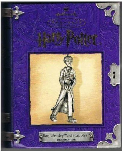 2001 Hallmark Ron Weasley and Scabbers by Hallmark
