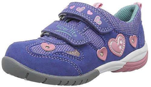Superfit Sport3, Sneakers basses fille Violett (lila Kombi)