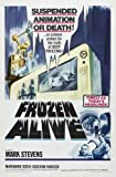 Frozen Alive Plakat Movie Poster (27 x 40 Inches - 69cm x 102cm) (1964)