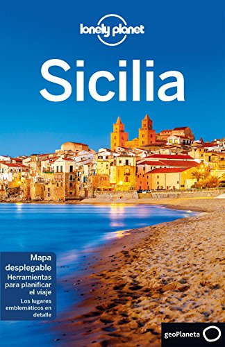 SICILIA 2017 (5ª ED ) (LONELY PLANET)