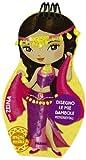 Disegno le mie bambole mediorientali con Zeina. Con adesivi
