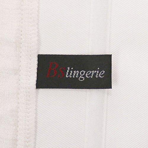 BSLINGERIE® Damen Abnehmen Frauen Brocade Unterbrust korsett Corsage Waist Cinchers Weiß