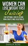 Most Women Struggle With their Weight Due to Stress, Hormonal Fluctuations, Childbirth and the list goes on. But one of the ways to keep your weight down as a woman is by utilizing  lifestyle choices.  For instance using  raw fruit juices on a regula...