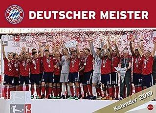 FC Bayern München Edition - Kalender 2019