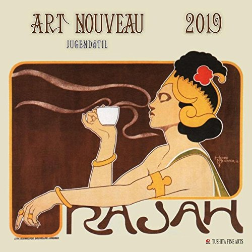 Art Nouveau 2019: Kalender 2019 (Tushita Fine Arts)