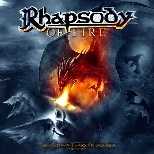 Rhapsody of Fire: The Frozen Tears of Angels (Audio CD)