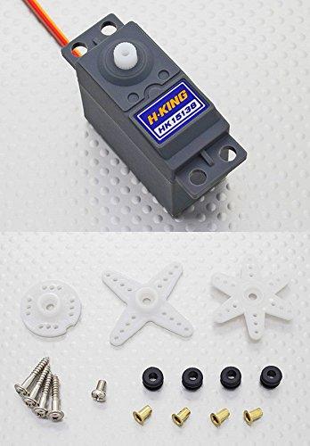 Preisvergleich Produktbild Turnigy Hobbyking HK15138 Standard Analog Servo 4.3kg / 0.17sec / 38g von Modellbau Eibl ®