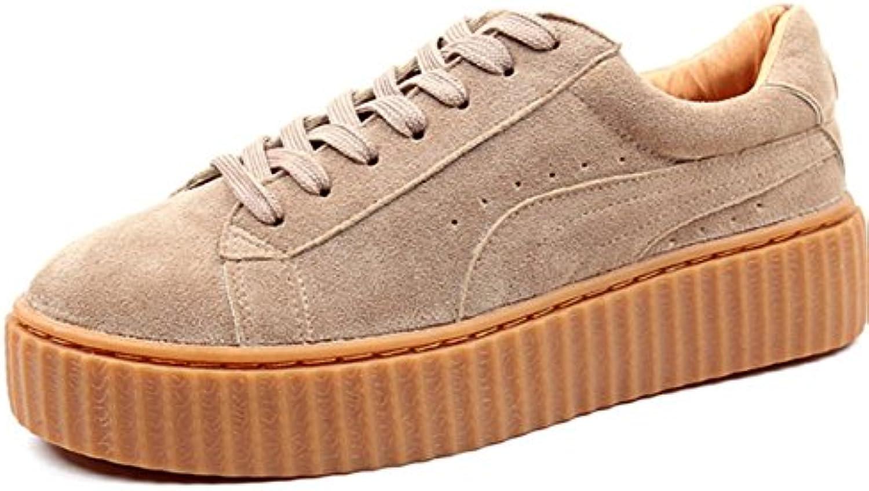 Scarpe XDGG nuovo svago Sport sandali spessi rossoonde delle donne testa di scarpe , light Marronee , 39 | Molti stili  | Uomo/Donna Scarpa