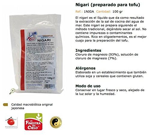 LA FINESTRA SUL CIELO®- NIGARI (Caglio per tofu) 100g
