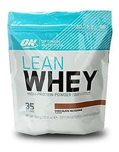 Optimum Nutrition Lean Whey Protein Powder, Chocolate, 930 g