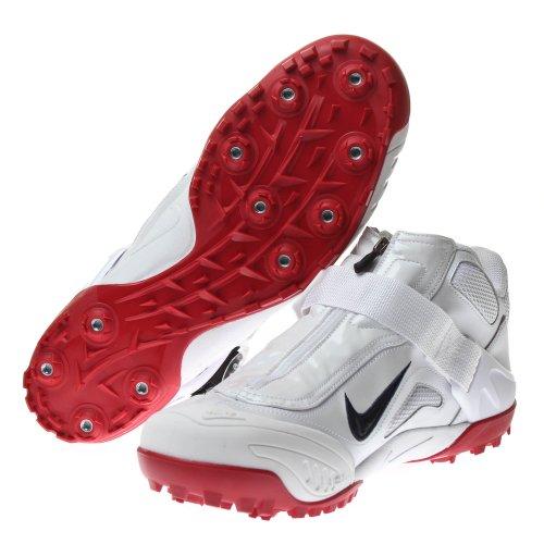 Nike Zoom Speer Elite Throwing Spitzen Rot