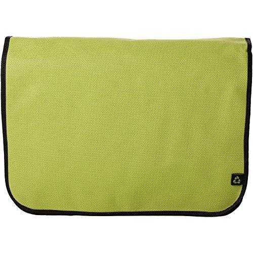 Dispatch Bag Non Woven - limone/schwarz limone/schwarz