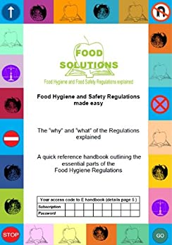 Food Hygiene and Safety Regulations made easy by [Golton-Davis, John, Salmon, Bob]