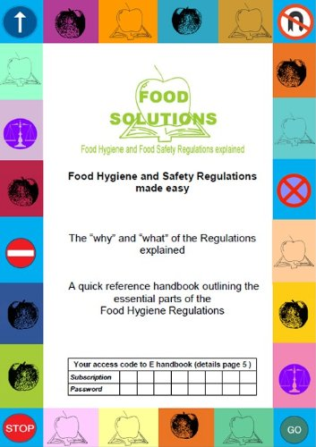 Food Hygiene And Safety Regulations Made Easy