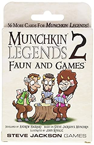 Munchkin Extension - Munchkin - 332191 - Jeu De Cartes