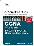 CCNA Routing and Switching 200-125 Official Cert Guide Library (Set of 2 books)