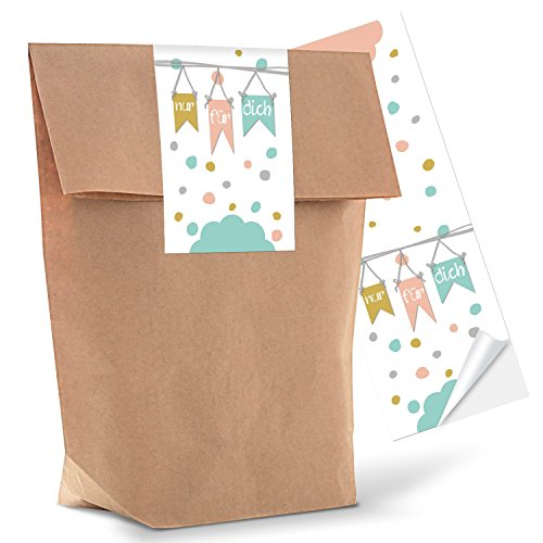 Tüten,Beutel,Sticker,Aufkleber,Geschenkdeko
