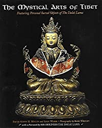 The Mystical Arts of Tibet: Featuring Personal Sacred Objects of the Dalai Lama by Glenn H. Mullin (1996-12-02)