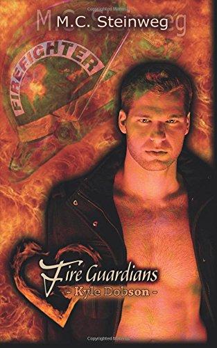 Buchseite und Rezensionen zu 'Fire Guardians - Kyle Dobson' von M. C. Steinweg