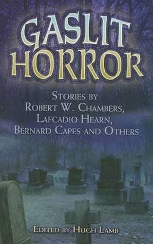 book cover of Gaslit Horror