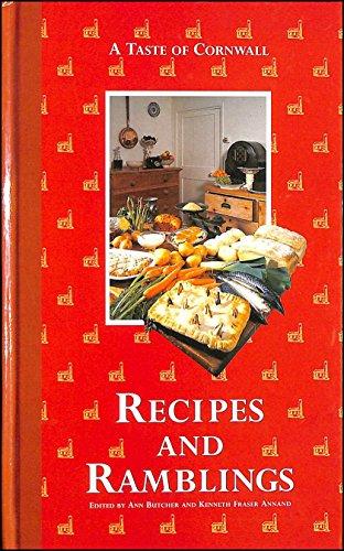 Recipes and Ramblings (Taste of Cornwall Series)