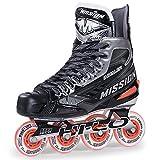 Mission inhaler nls3Roller Hockey sobre patines en línea...