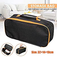BEONE Car Vacuum Cleaner Storage Bag, Portable Handheld Wireless Vacuum Cleaner Storage Bag, Portable Organizer Dustproof With Handle, High Quality, Home Cleaning Accessories