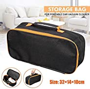 BEONE Car Vacuum Cleaner Storage Bag, Portable Handheld Wireless Vacuum Cleaner Storage Bag, Portable Organize