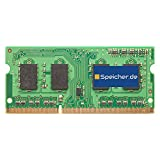 4GB módulo para Acer Aspire E5-573G-520S DDR3 SO DIMM 1600MHz