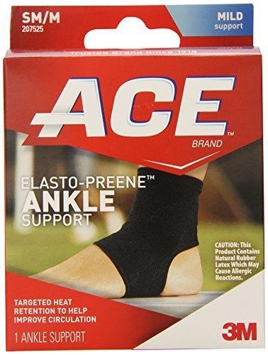 ACE Elasto-Preene Knöchelbandage, Größe S/M -