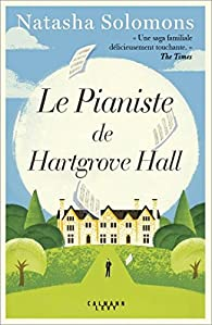 Le Pianiste de Hartgrove Hall par Natasha Solomons