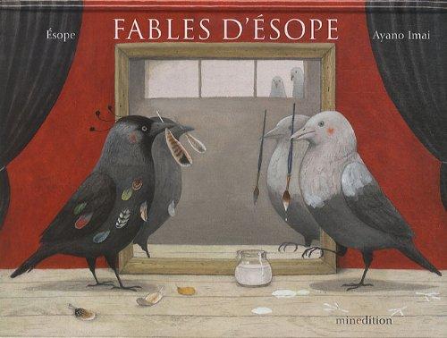 Fables d'Esope par Ayano Imai, Esope